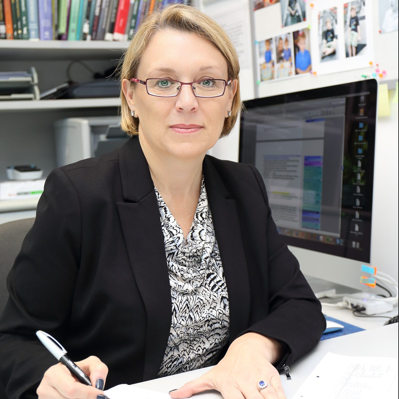 Static image of Nursing Director Marie Tarrant
