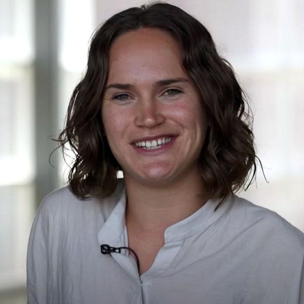 MSN alumna Madeleine Greig